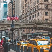 Grand central : La gare de NY